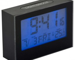 DESPERTADOR LCD NG 8,5x12x4 CMS