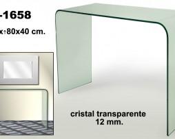 RECIBIDOR CRISTAL 41658